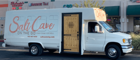 Halotherapy on Wheels
