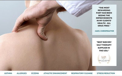 Integrating Halotherapy Into Your Chiropractic Practice