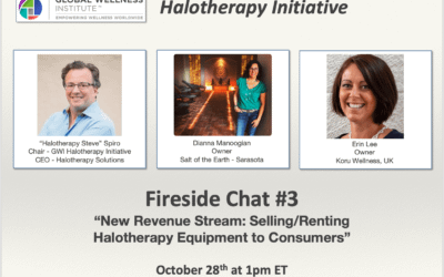 GWI Halotherapy Initiatives 3rd Fireside Chat Replay