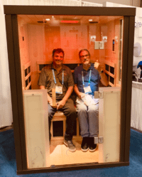 Halotherapy and Infrared